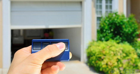 Garage Door Remote Repair